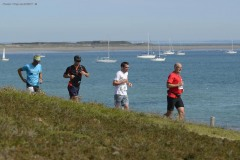 TOUR DE HOUAT 2015. 2∞Èdition. Ile de Houat (56), le 29 aout 2015. Photos: © Yves MAINGUY