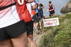 TOUR DE HOUAT 2017, Edition 3. Ile de Houat (56), samedi 26 aout 2017. Photo: � Yves MAINGUY